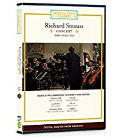 Imperial Gold Classic Series 11. Richard Strauss Concert (Region code : all) (Korea Edition)