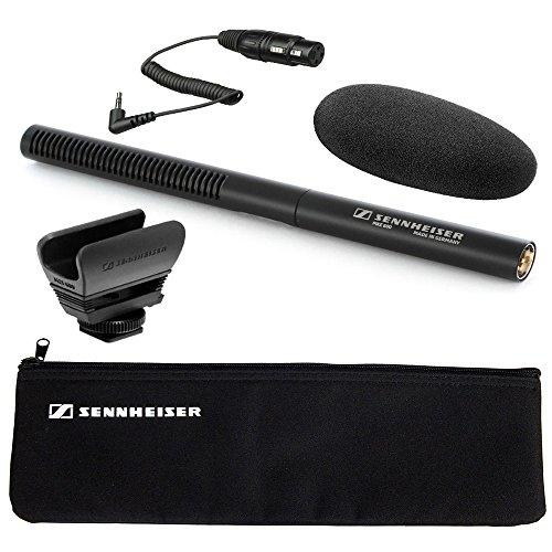 Sennheiser mke-600 ShotgunビデオカメラマイクPlus Sennheiser ka600アダプタケーブル