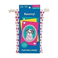 MudpuppyラミーPlaying Cards