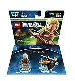 LEGO Dimensions Fun Pack Legolas The Lord of the Rings レゴ Dimensions ファンパックレゴラスロードオブザ・リング [並行輸入品]