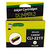 Green Project Inc. CLI221Y Inkjet cartridge Ink [並行輸入品]
