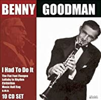 10 CD WALLET BOX(Benny Goodman)