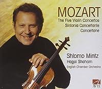 Five Violin Concertos (2005-03-22)
