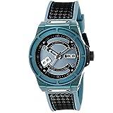 [Hydrogen] 腕時計 OTTO HW224008 メンズ ブルー
