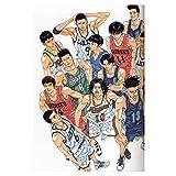 Puzzle 大人の子供のためのパズル木製ジグソーパズル、イラスト、日本の漫画のポスター、パーフェクトファインCutting1000個箱入り (Color : 05)