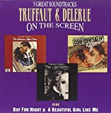 Truffaut & Delerue on the Screen - 5 Great Soundtracks (Lanuit americaine / Plus belle fille comme moi / Le dernier metro / Lafemme d'a cote / Vivement dimanche ! )