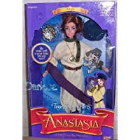 Anastasia doll - Together in Paris with Pooka the dog 1997 by Galloob, 20th Century Fox
