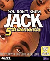 You Don't Know Jack Dimentia / Game