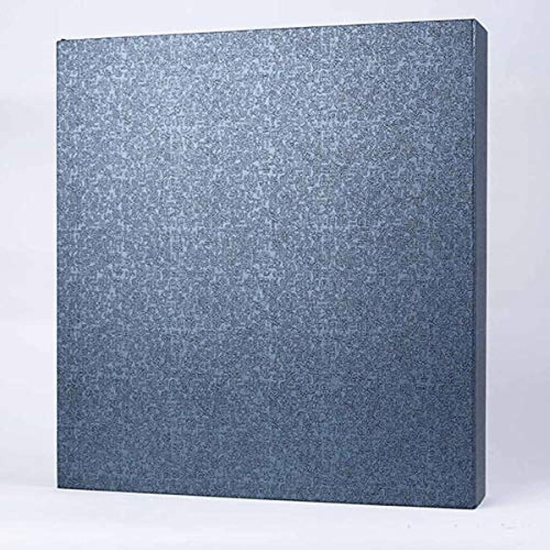はずカウンターパートパッチWXZD アルバム、貼り付けスタイルの従来のフォトアルバム、ラミネートノスタルジックスタイル(100?200枚の写真を保存できます、青) (Color : Blue)