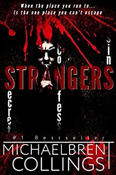 Strangers: A horror thriller by [Collings, Michaelbrent]