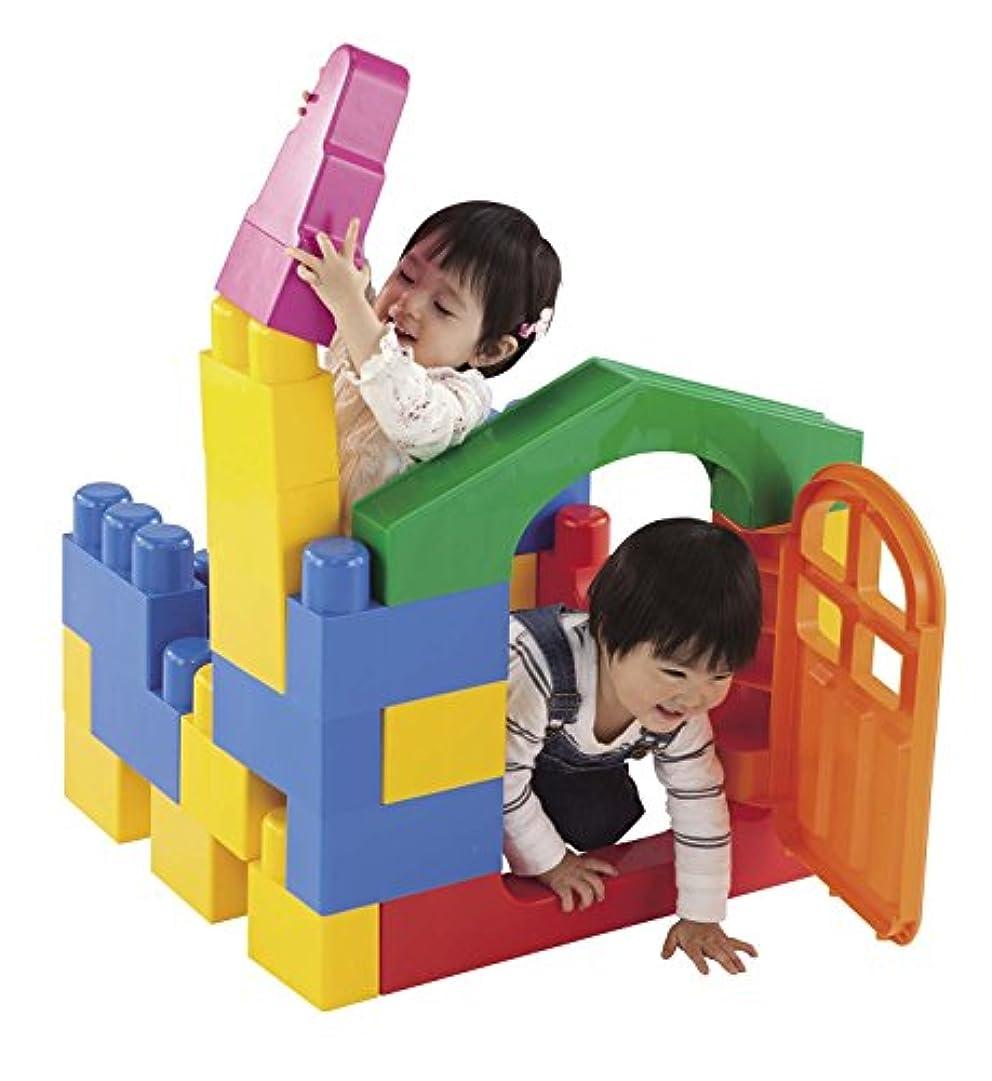 異なる気づかない教室1歳には全身でブロック Neo
