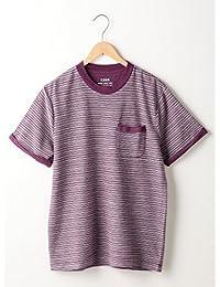 (コーエン) COEN カラーインレイクルーネックTシャツ 75256098116