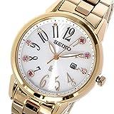 セイコー SEIKO ルキア LUKIA ソーラー クオーツ 333094011 腕時計 SUT302J1 ホワイト [並行輸入品]