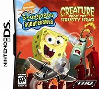 SpongeBob SquarePants: The Creature from the Krusty Krab for Nintendo DS (輸入版)