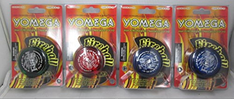 Yomega: Fireball Yo-Yo 4点セット