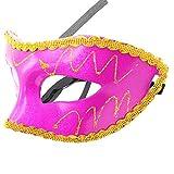ハロウィン小道具 ファンシーボールパーティー仮装コスチューム コスプレホラーマスク