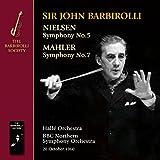 Nielsen/Mahler: Symphonies Nos