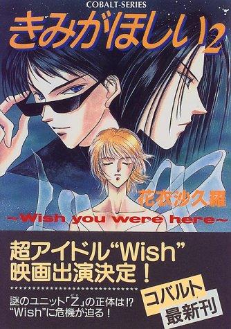 きみがほしい―Wish you were here (2) (コバルト文庫)の詳細を見る