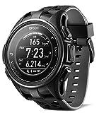 [エプソン リスタブルジーピーエス]EPSON WristableGPS 腕時計 GPSランニングウォッチ 脈拍計測 J-300B