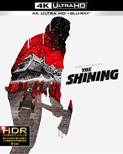 シャイニング 4K ULTRA HD & HD デジタル・リマスター 北米公開版 (2枚組) [Blu-ray]