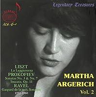 Martha Argerich Vol. 2 - Liszt, Prokofiev, Ravel by Martha Argerich