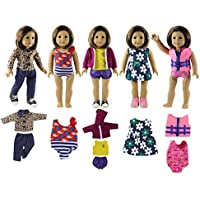 HongShun 5 Set Fashion New Style Casual Wear Clothes for 18