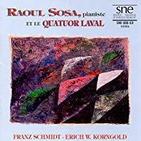 Quintet / Suite, Op 23 for Piano & String Trio