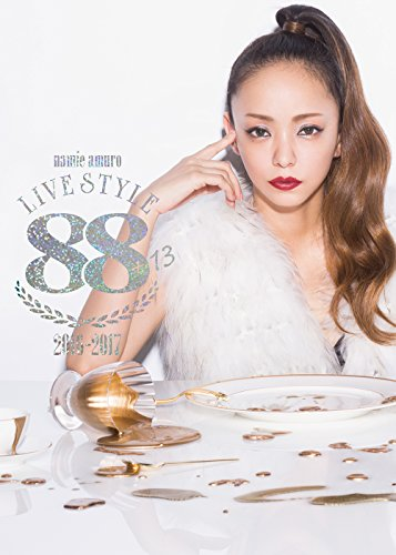 安室奈美恵 ライブツアー DVD「namie amuro LIVE STYLE 2016-2017」