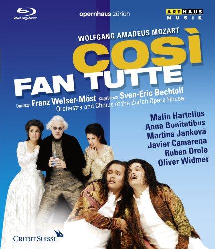 モーツァルト:歌劇「コシ・ファン・トゥッテ」 [DVD]