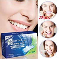 Generic White : 28 PIECES PROFESSIONAL TEETH WHITENING STRIPS RAPID HOME TOOTH BLEANG WHITE WHITER