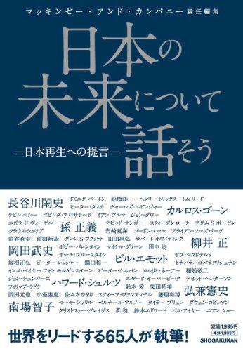 日本の未来について話そう