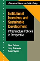 Institutional Incentives And Sustainable Development: Infrastructure Policies In Perspective (Theoretical Lenses on Public Policy)