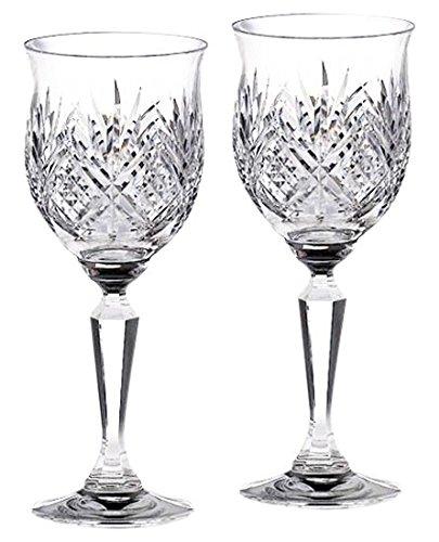 カガミクリスタル ペアワイングラス 180cc KWP300-1750
