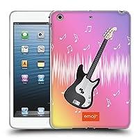 オフィシャル emoji® ギター ミュージック iPad mini 1 / mini 2 / mini 3 専用ソフトジェルケース