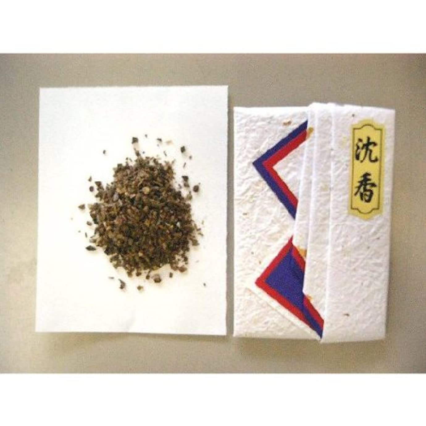 インドネシア産タニ沈香(刻)10gタトー紙入り