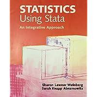 Statistics Using Stata: An Integrative Approach