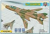 モデルズビット 1/72 露 スホーイSu-22UM3K複座練習機 プラモデル MVT7251