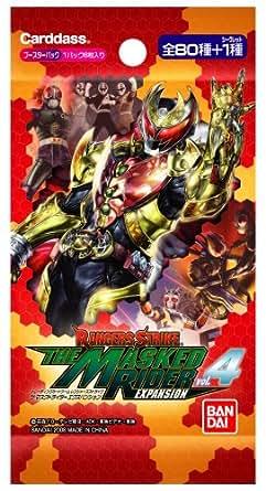 レンジャーズストライク THE MASKED RIDER EXPANSION vol.4 ブースター BOX