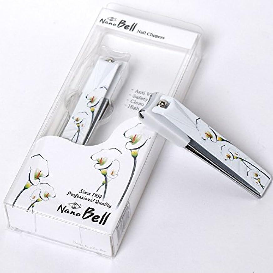 未亡人週間海洋のNano BELL Nail Clippers BN-102 ポータブルナノシルバー爪ケアトラベル爪切り感覚的なイラストPortable Nail Clippers Nail Care