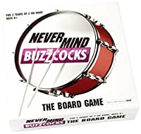 Never Mind The Buzzcocks ~ The Board Game ~ Based on the BBC Music / Comedy Programme