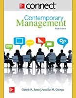 Connect 1 Semester Access Card for Contemporary Management