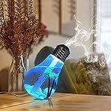 IB SOUND加湿器 スチーム LED 大容量 400ml 7色変換ミニ卓上加湿器 空焚き防止USB空気清浄機 部屋 会社適用