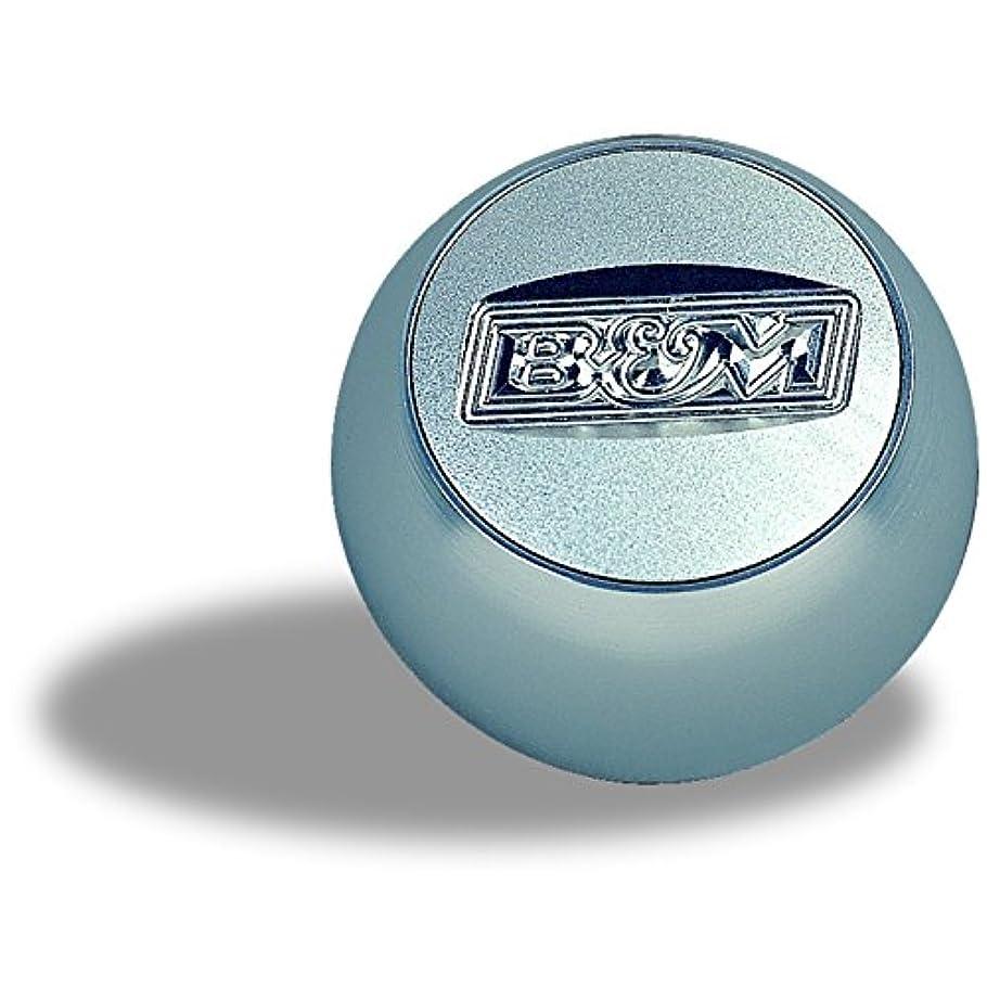 ところで暖かくシェアB&M 80534の鋼片の水銀の手動伝達転位のノブ