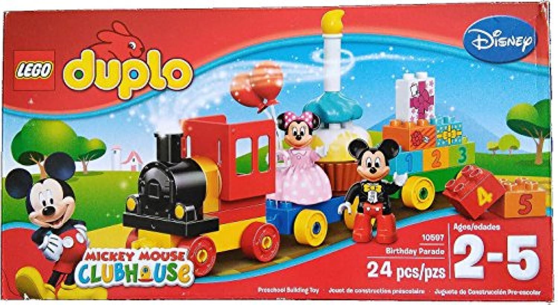 LEGO DUPLO レゴデュプロ 10597 ディズニー ミッキーマウス クラブハウス バースデーパレード [並行輸入品]