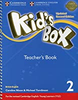 Kid's Box Level 2 Teacher's Book British English (Kids Box)