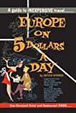EUROPE ON 5 DOLLARS A DAY (REPRODUCTION OF ORIGINAL PRINTING)