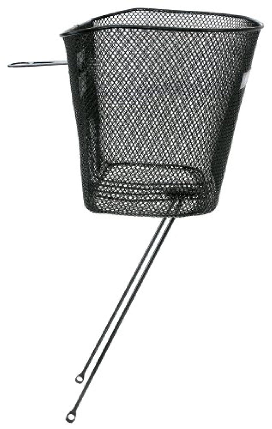 こどもの日確保する永久M-Waveワイヤー自転車バスケット