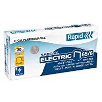 Rapid 65 / 6 Strong Staples for Electricステープラー