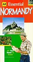 AAA Essential Guide: Normandy (Essential Normandy)