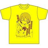 スクールアイドルTシャツ りんちゃん(星空 凛) ラーメン大好き(ぽんたろ商会)